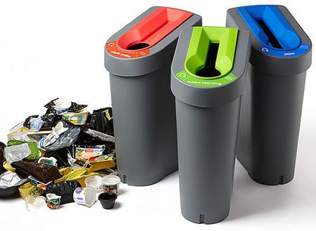 Recycle Bins For Home Captivating Office Recycling Binsoffice Waste Binshome Office Design Decorating Design
