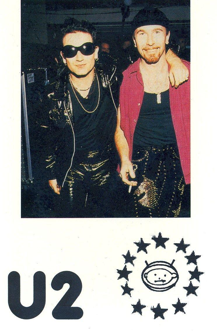 U2 Posctards | #ЗБС | Travel songs, Music, Tour posters