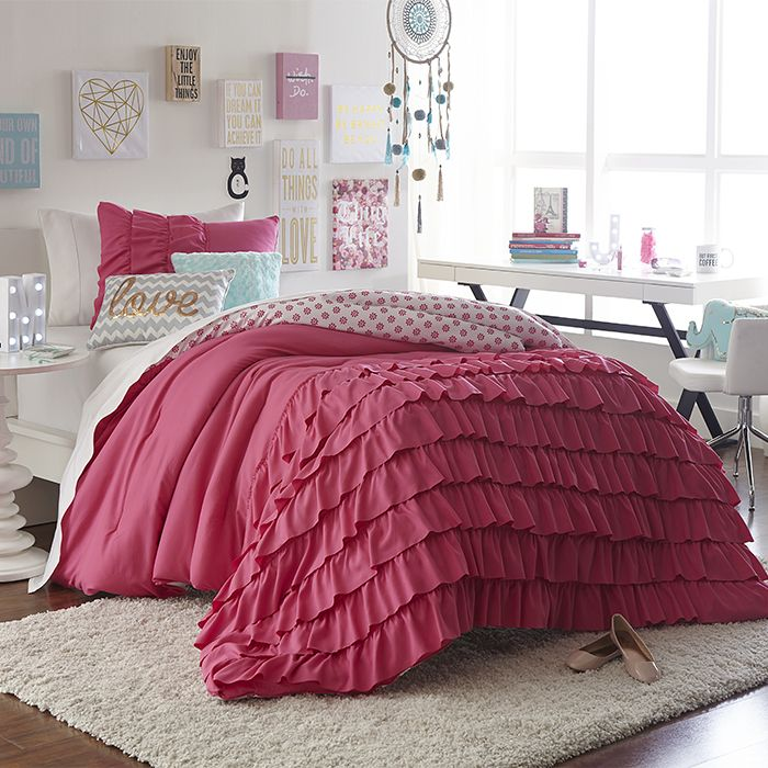 Teenage Rooms: All Girl: Bedroom Ideas
