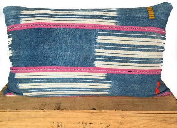 12X20 Pillow Insert Interesting Clearance Sale 12X20 Inch Vintage Indigo African Mud Cloth Pillow Inspiration