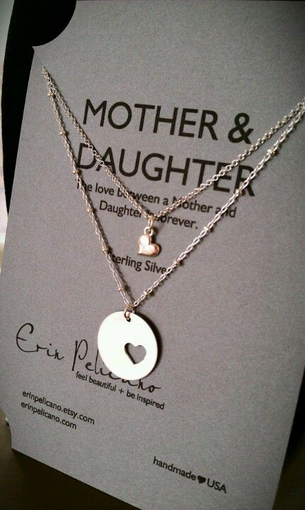 40+ I love my daughter jewelry ideas in 2021