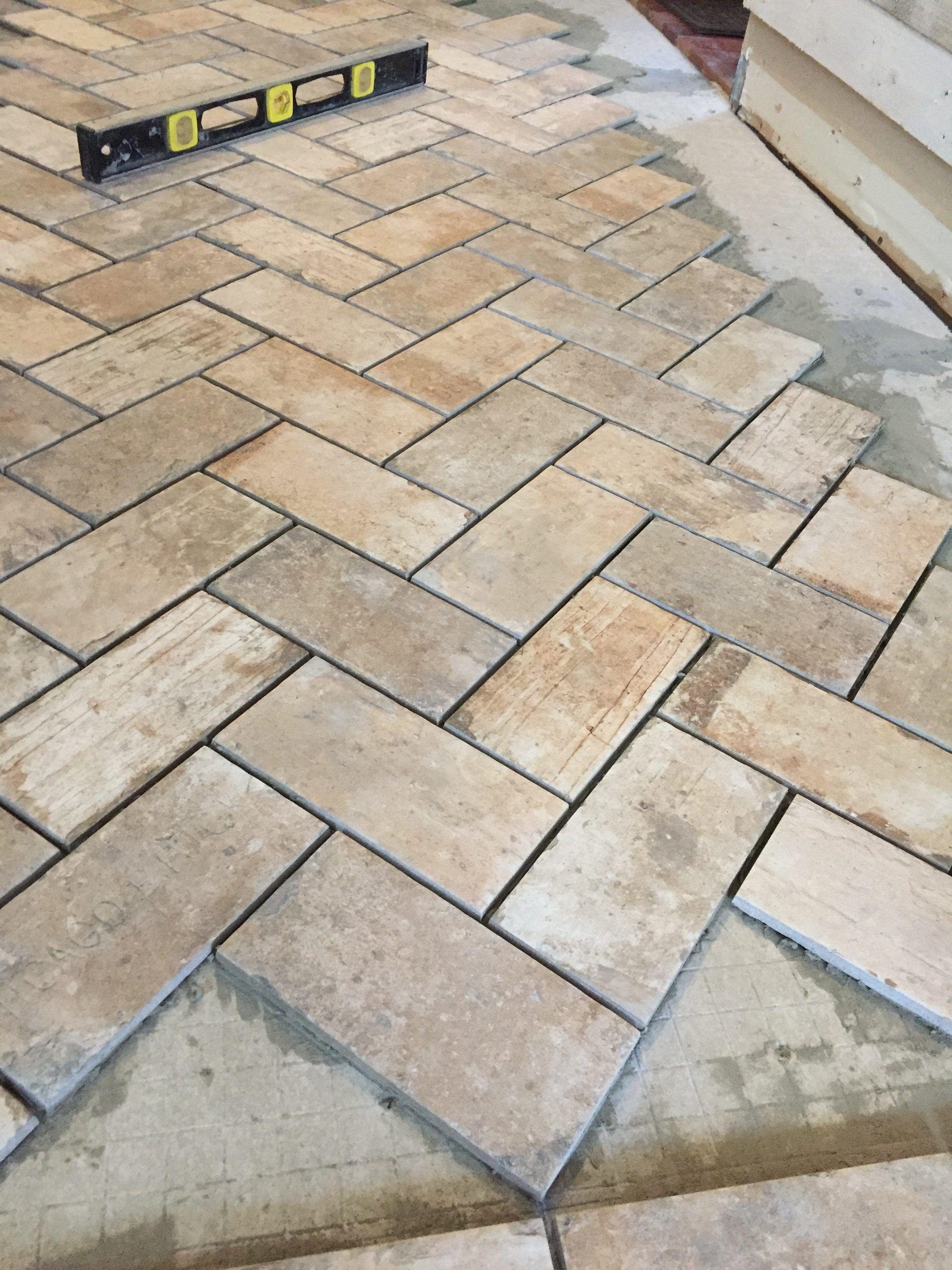 side porcelain brick tile brick tiles