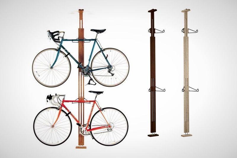 10 Creative Ways To Hang Up Your Bike Hanging Bike Rack Bicycle