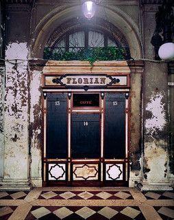 Cafe Florian- Venice