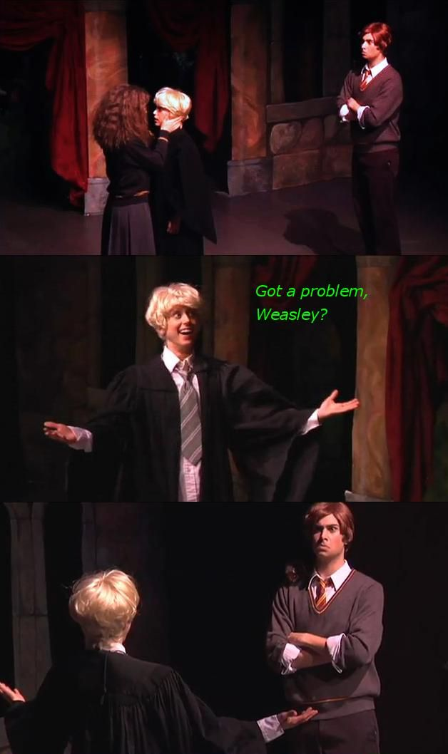 Pin By Jylian Ramsey On Fangirl Harry Potter Musical Very Potter Musical Starkid