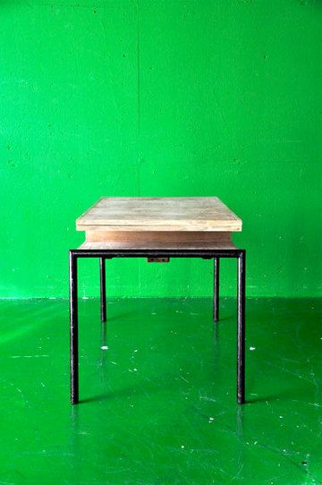 VINTAGE FOLDING TABLE FRENCH