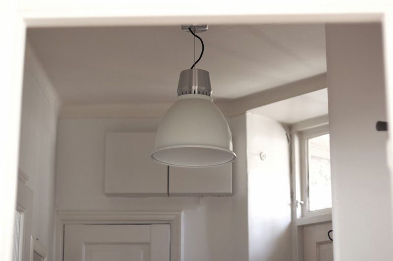 RAW Design blog: Entry and industrial pendant light