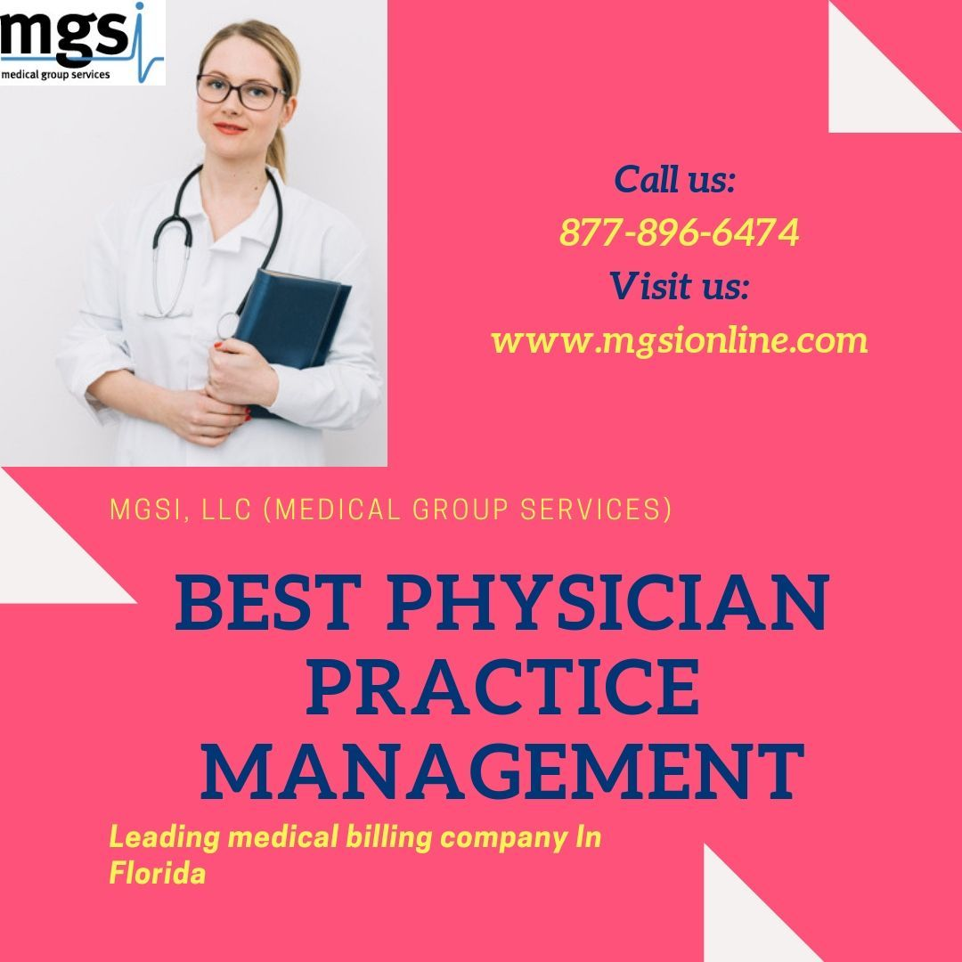 Best physician practice management services practice