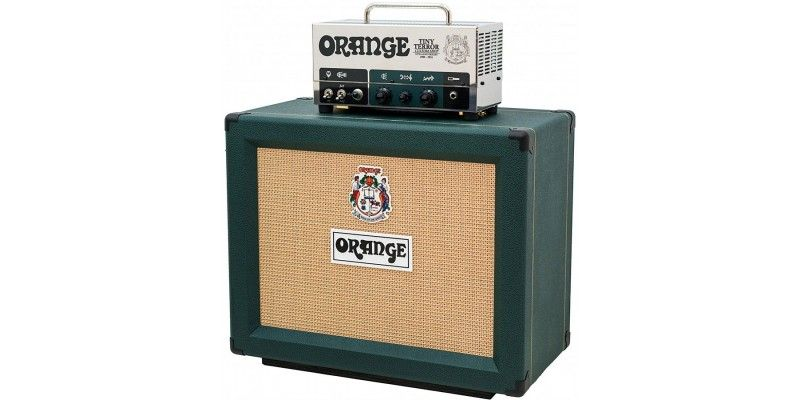 Orange Tiny Terror 10th Anniversary Edition Half Stack Amp