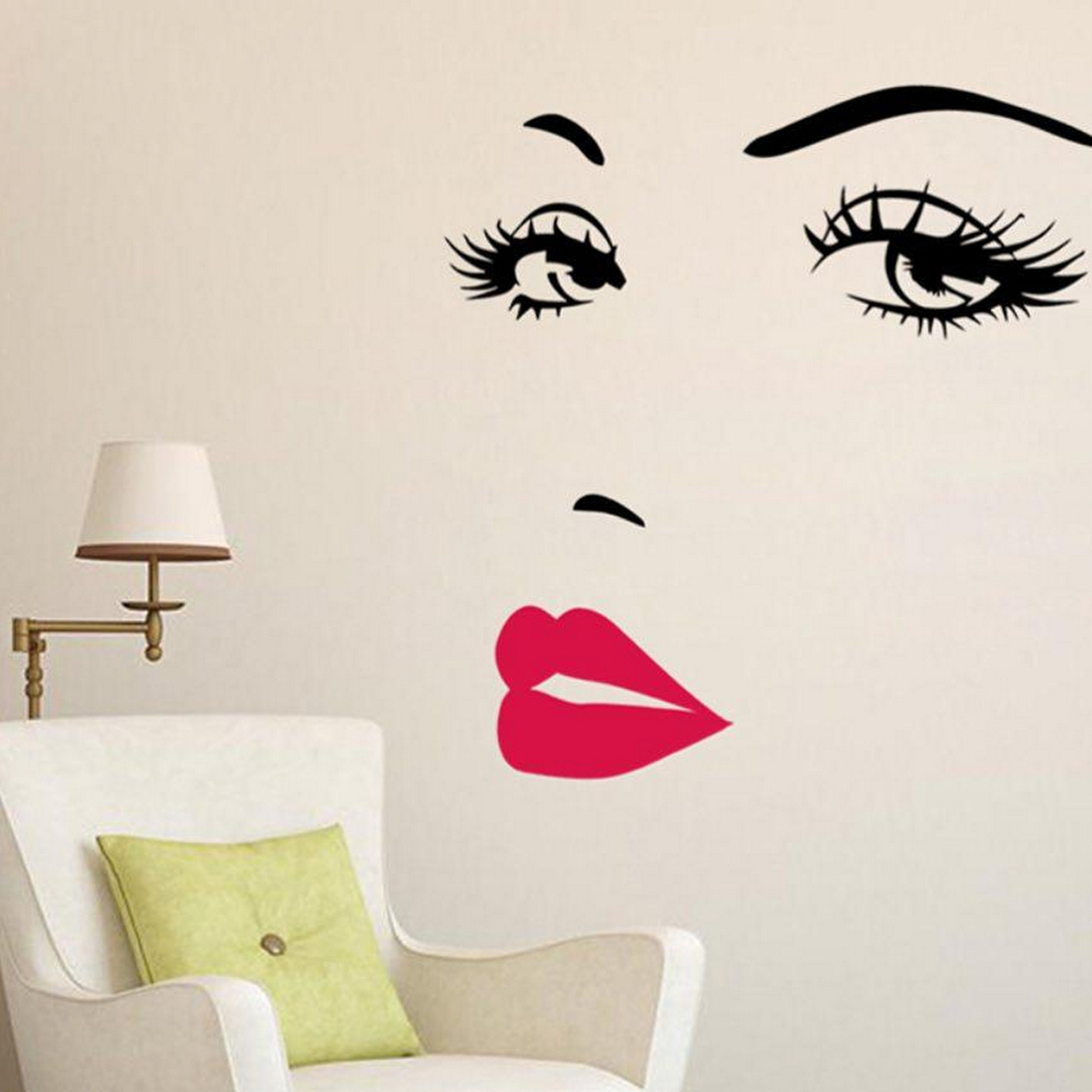 Pin By Dina Manda Sari On Homemade Wall Decoration Ideas For Bedroom