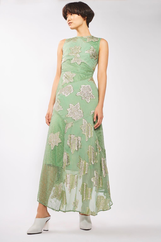 Easy way to hem a maxi dress