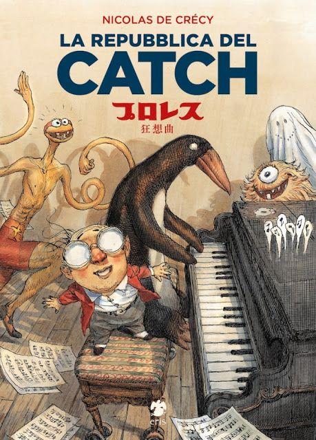 a clacca piace leggere...: la repubblica del catch