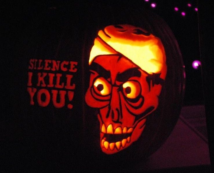 Achmed the dead terrorist carved by wyntersolstice using for Achmed the dead terrorist halloween decoration