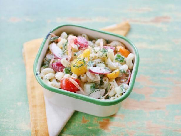 New macaroni salad recipe macaroni salads macaroni and salad new macaroni salad cooking channel recipesdiet forumfinder Choice Image