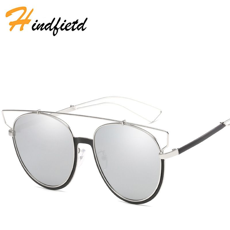 9f2a16ce56d3 Hindfield Classic Fashion Polarized Sunglasses Men Women Colorful  Reflective Coating Lens Eyewear Accessories Sun Glasses
