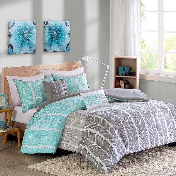 Adel Comforter Set By Intelligent Design Comforter Sets Pillow Decorative Bedroom Bedding Sets