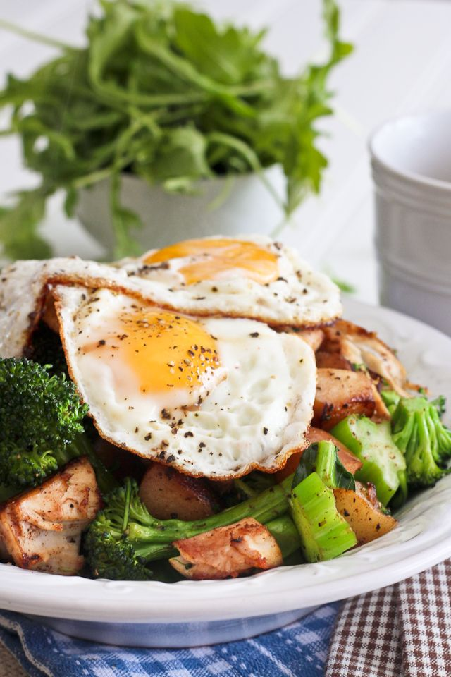 Turkey Apple Breakfast Hash | by Sonia! The Healthy Foodie
