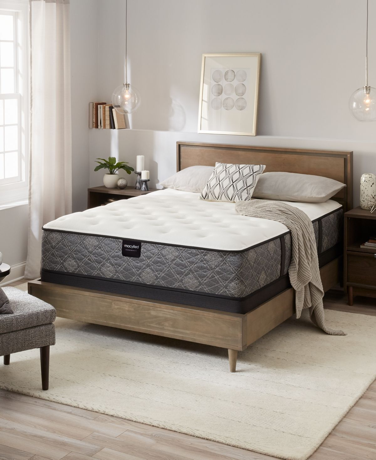 MacyBed by Serta Elite 13 in 2020 Mattress sets, Firm