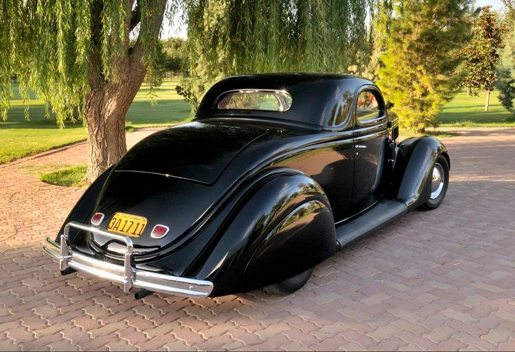 Image result for jack calori 36 ford