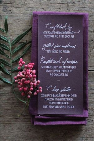 Oh So Beautiful Paper: Wedding Stationery Inspiration: Jewel Tones