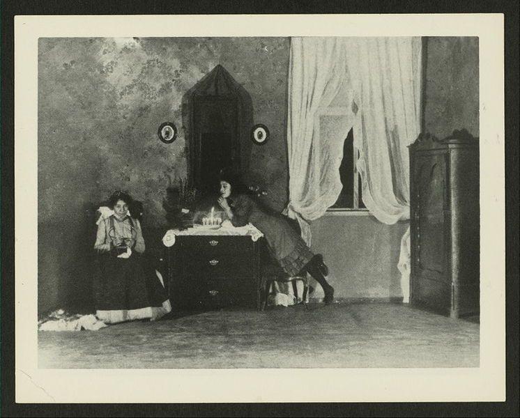 Spring Awakening in New York (1917) Spring awakening