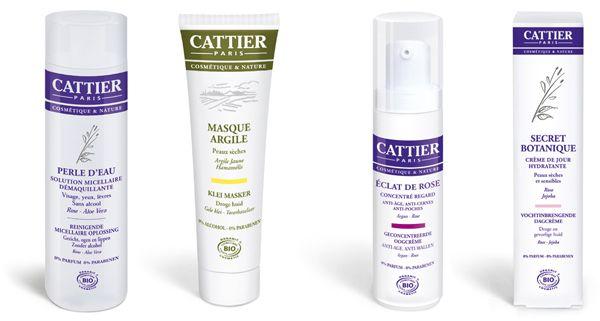 Dé k(l)ei goede oppepper voor je huid dit najaar: een Cattier-Paris peeling of masker