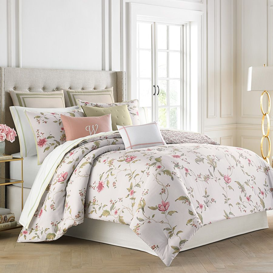 Wedgwood Sweet Plum Comforter Amp Duvet Set For The Home