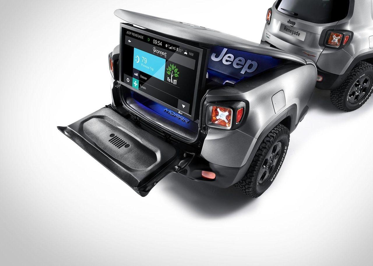 Genebra: Jeep mostra conceito do Renegade