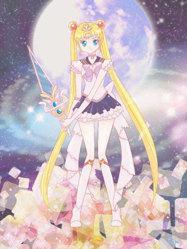 princess sailor moon by kuribitah bishoujo senshi sailor