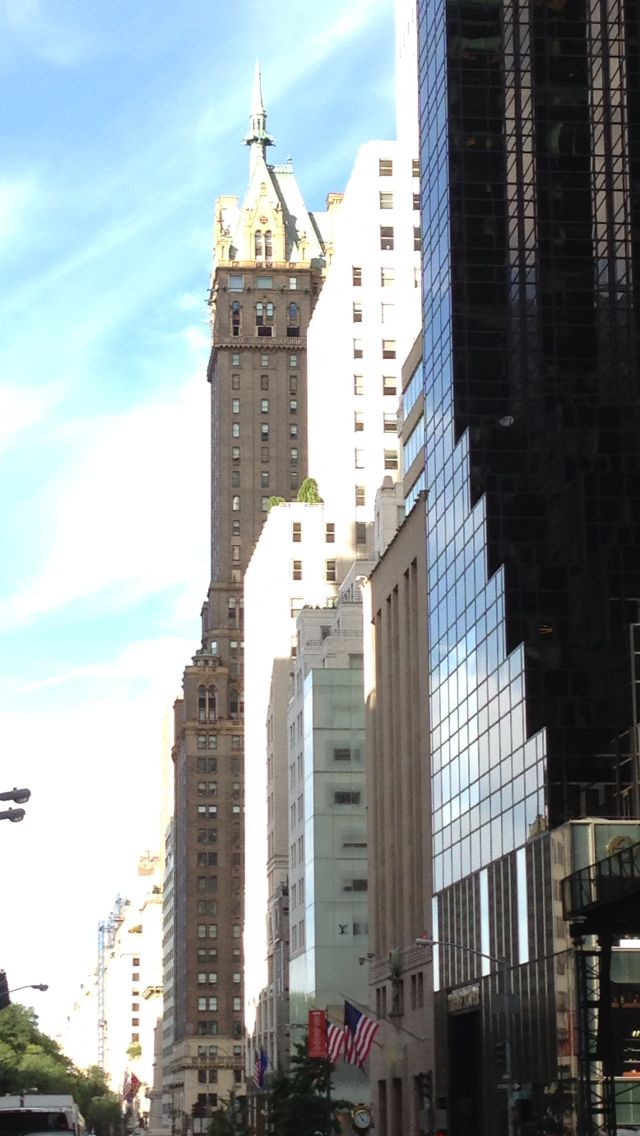 Up Fifth Ave Pierre Tower