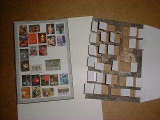 ©Stella Stenroos 2003 - 1/12 advent calendar tutorial and printie