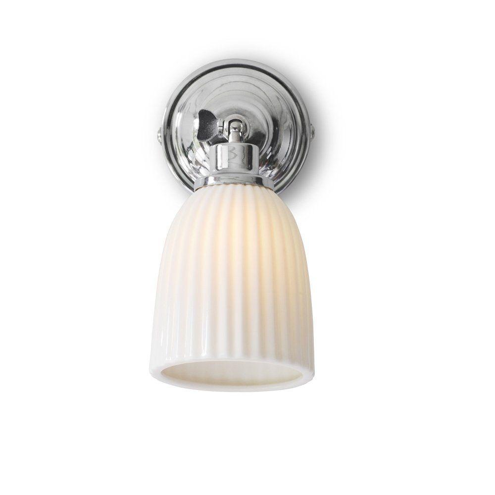 small bathroom wall light
