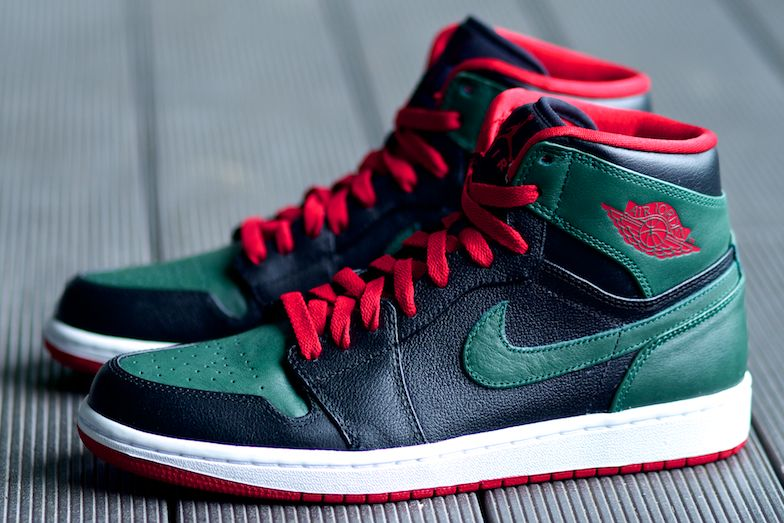 34687a57ece11c Air Jordan 1 Retro High Gucci