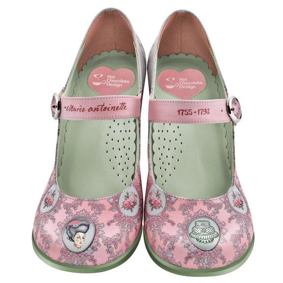 Mary Chocolaticas Marie Chocolate Hot Design Jane Antoinette Scarpe qUExY6n