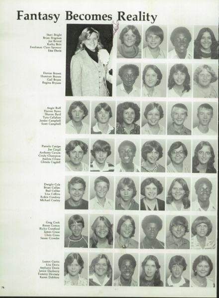 1980 East Rutherford High School Yearbook Via Classmatescom East