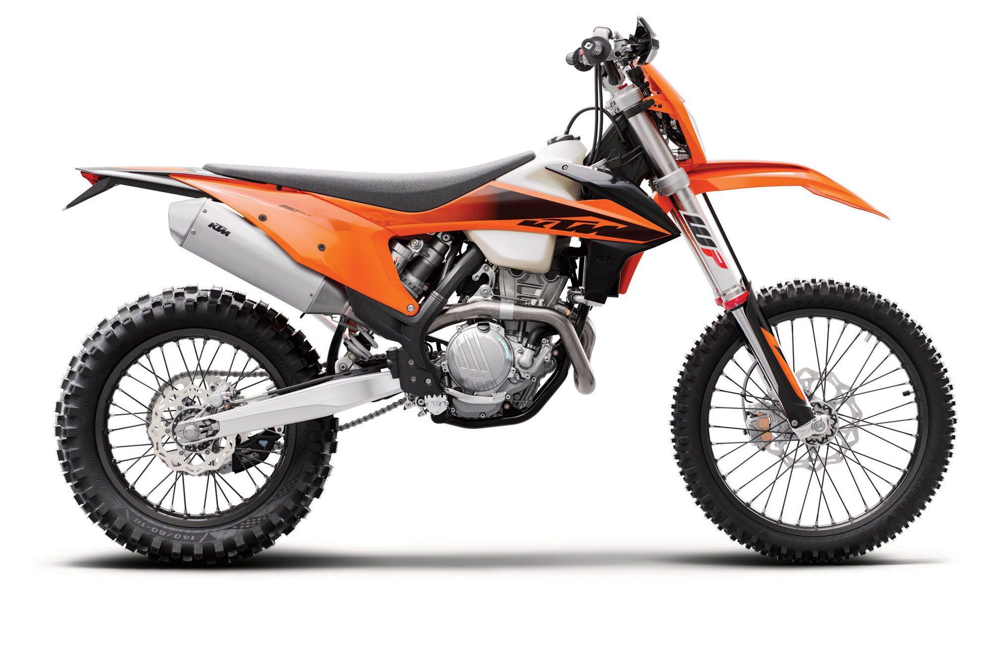 2020 Ktm 350 Exc F Guide Total Motorcycle Ktm Dirt Bikes Ktm Enduro Ktm