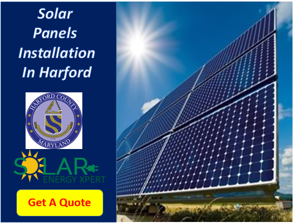 Solar Panels Installation in Harford is Now Easy with