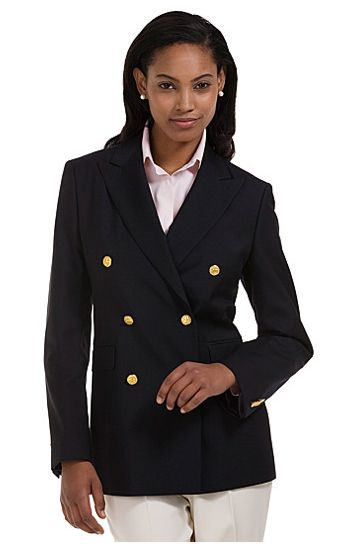 e94be2532f Girls, Not Your Father's Brooks Brothers | Wants | Blazers for women ...