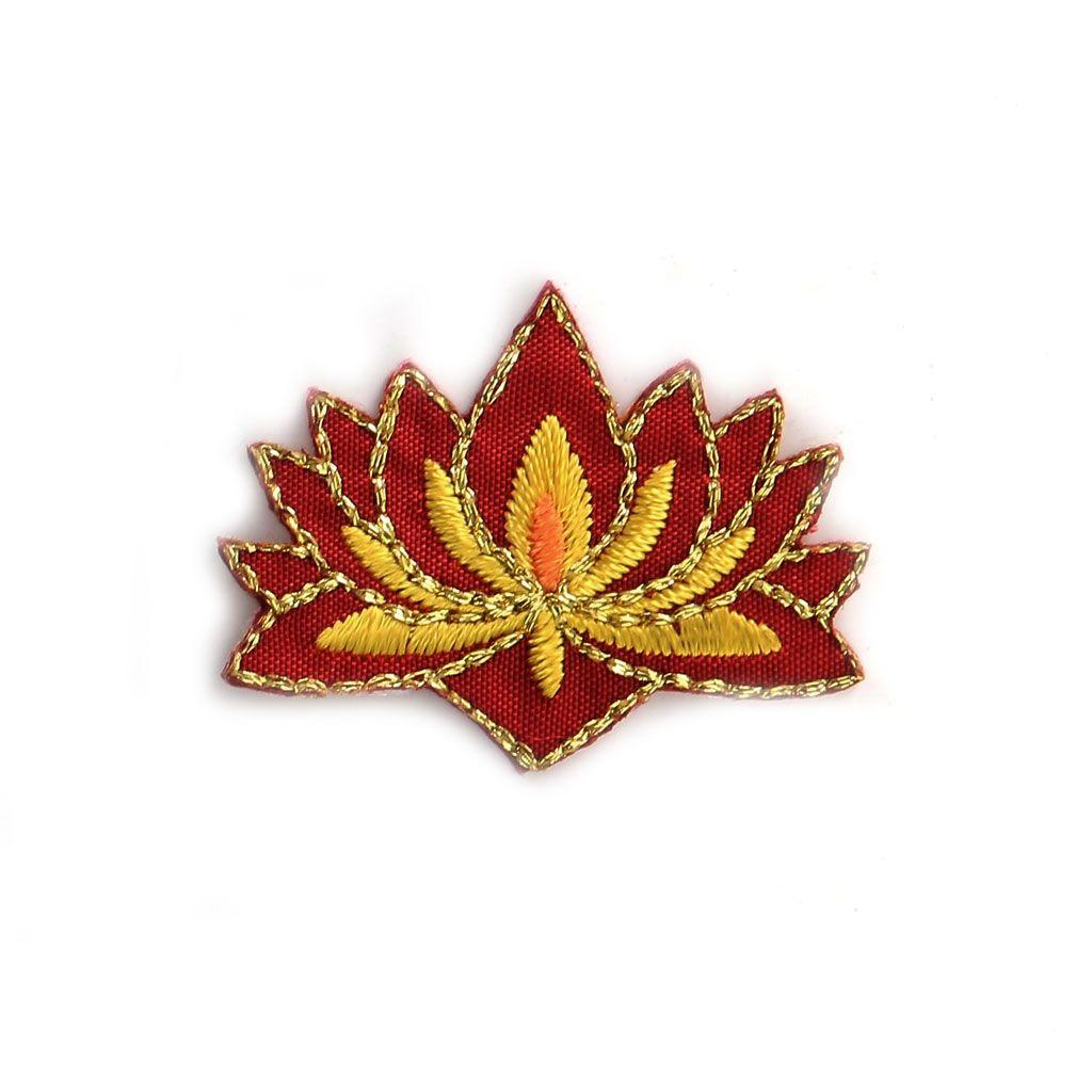 AUM OM Infinity Hindou Hindouisme Yoga Trance Applique iron-on patch Nouveau