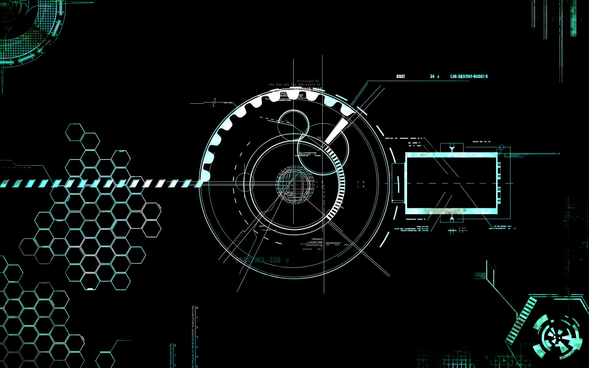 Hd wallpaper vector - Technology Images