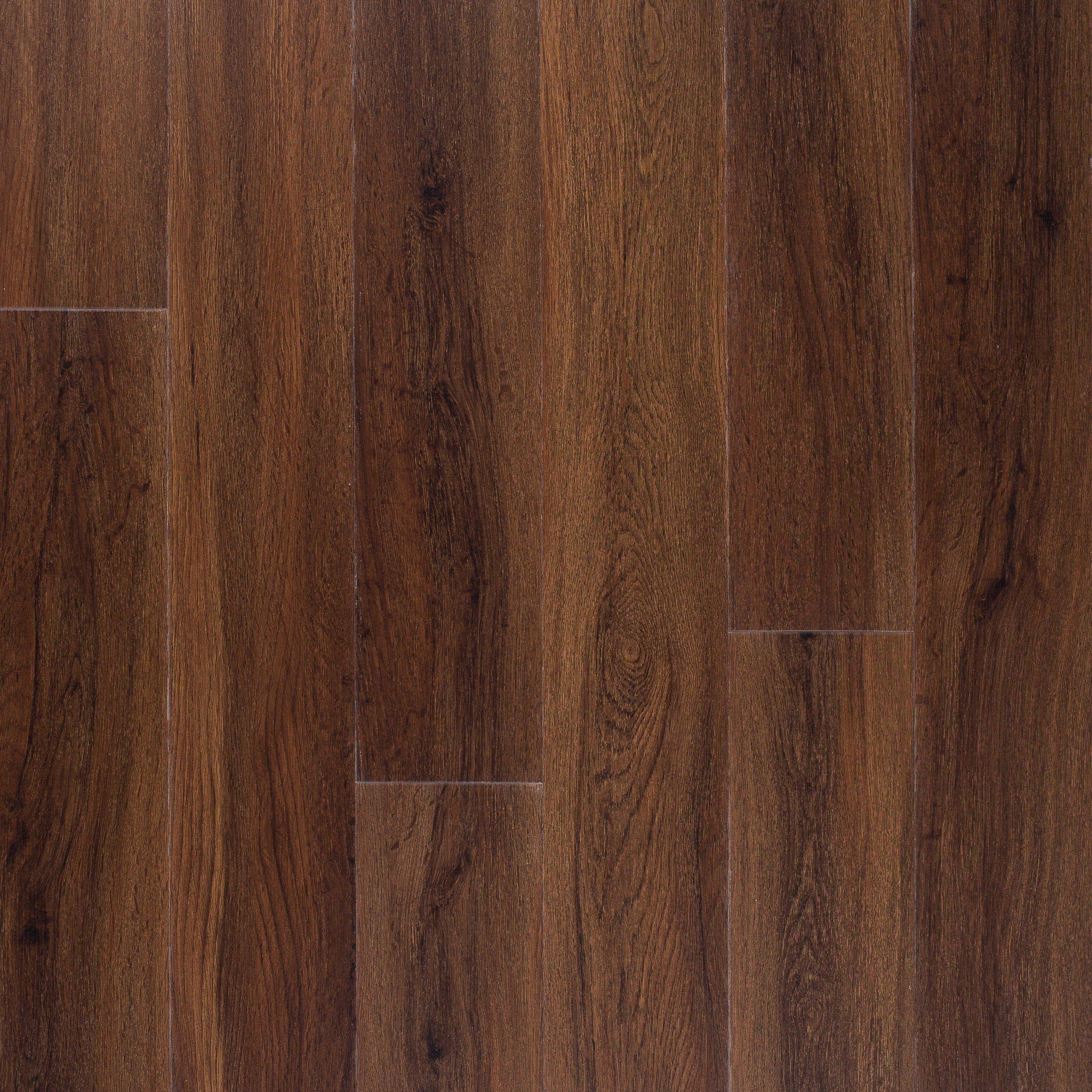 Tribeca Oak Rigid Core Luxury Vinyl Plank Foam Back In
