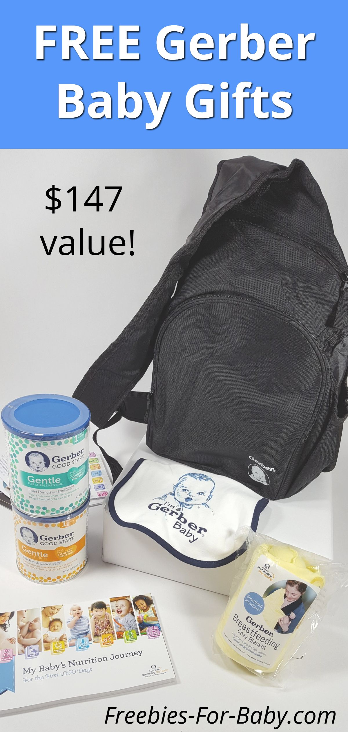 Free Gerber Baby Gift Box u  Value  Baby Formula Tips