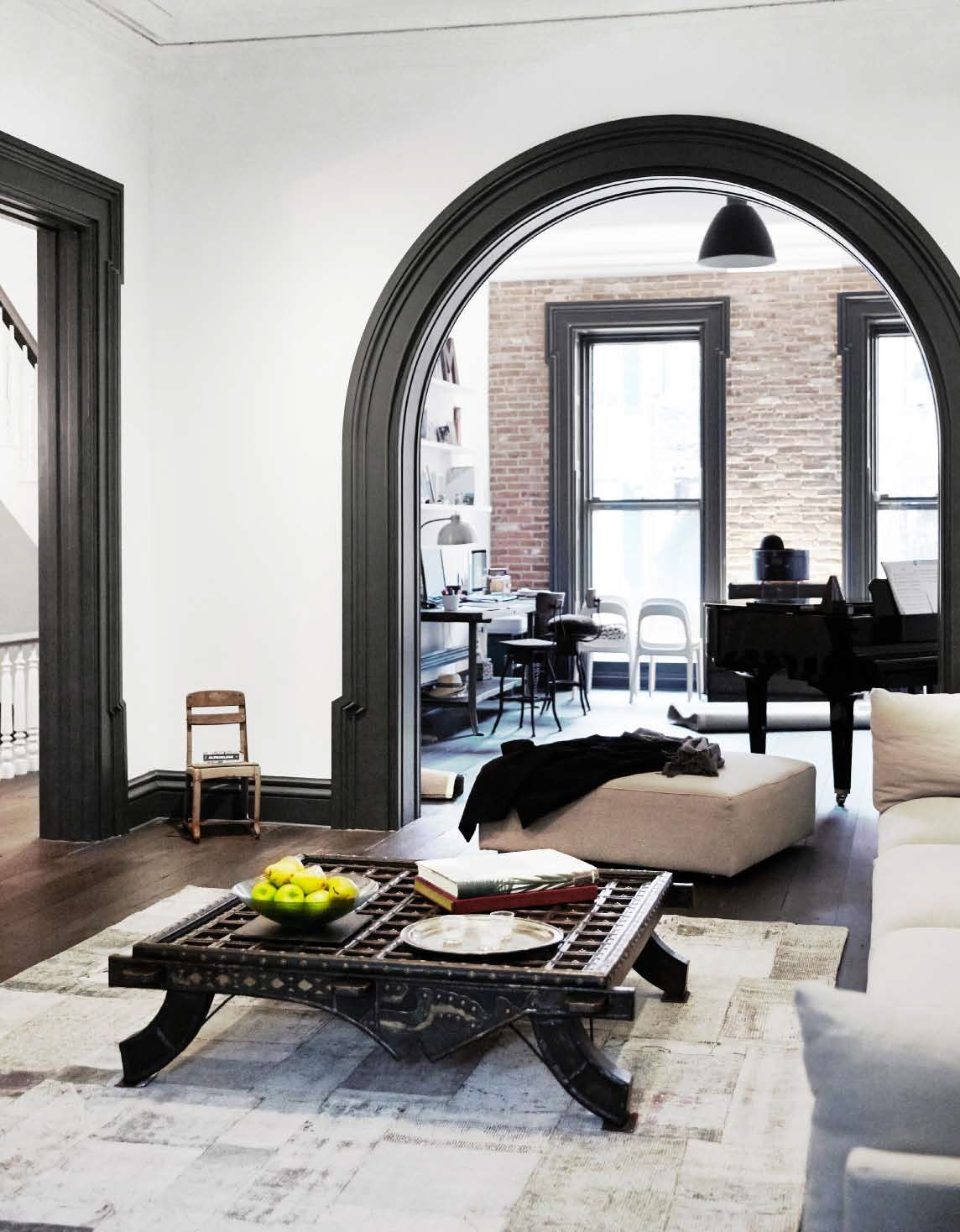 Una Casona Francesa En Nueva York Interiors And House # Alejandra Hoeffner Muebles