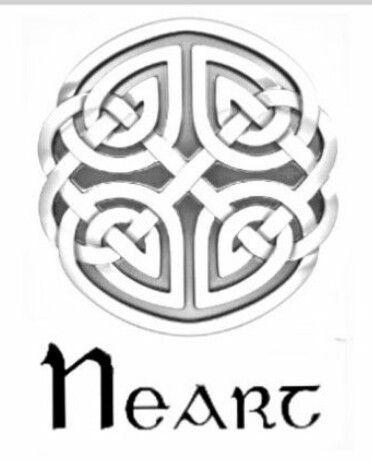 Neart Is Gaelic For Strength Tats Pinterest