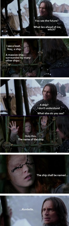 Seer of Rumbelle lol