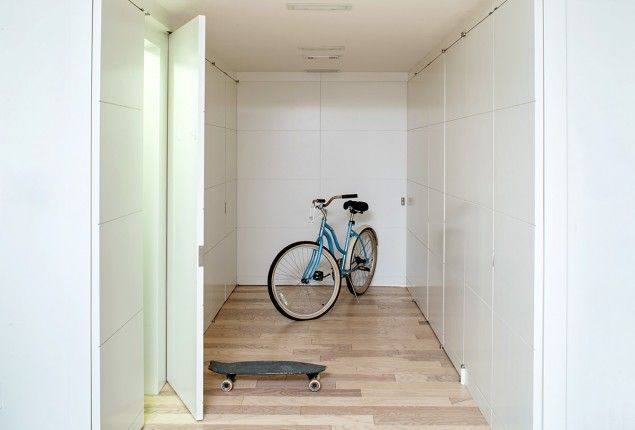 storage ideas for small spaces modern built in modern interior ...