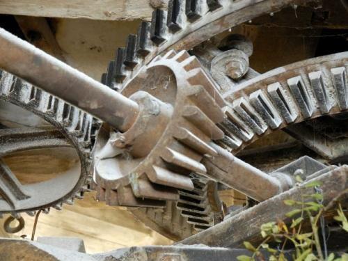 Découverte du marais et de son artisanat local: Moulin de Rair� - France-Voyage.com Sallertaine