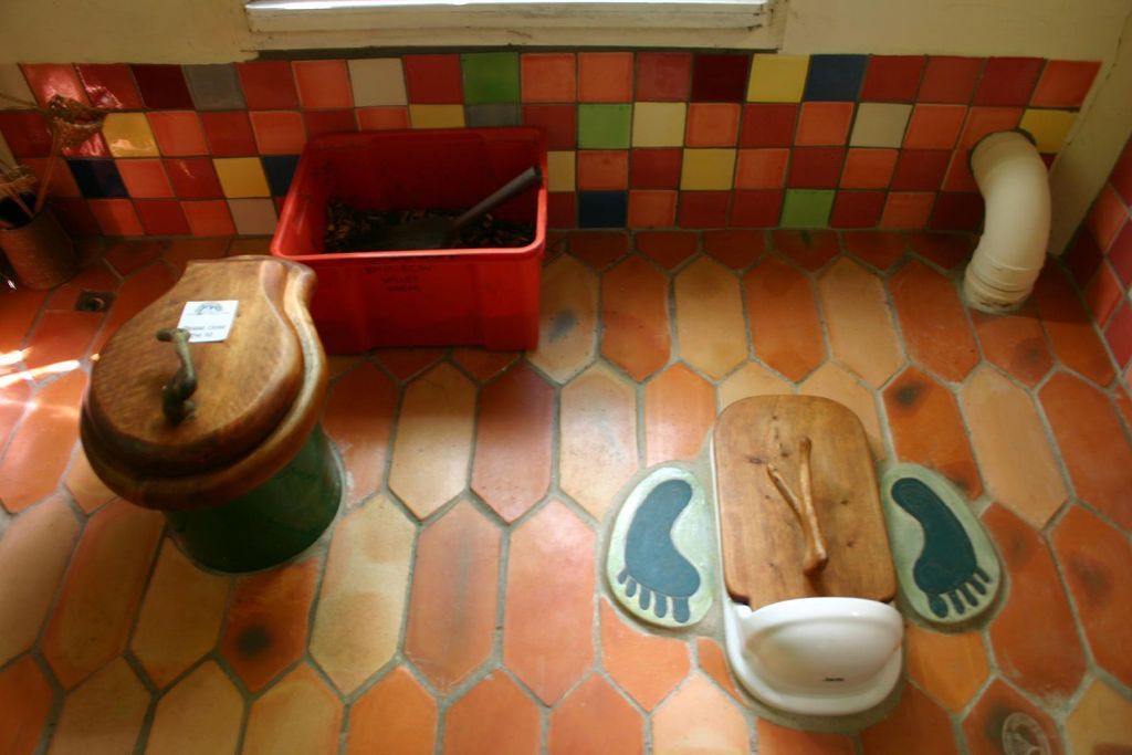 Compost toilet interior | Composting, Toilet and Interiors