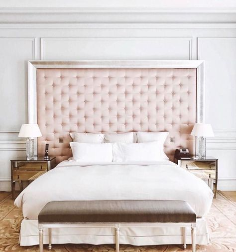 Blush Pink Velvet Tufted Headboard Pinterest Blancazh Cheap