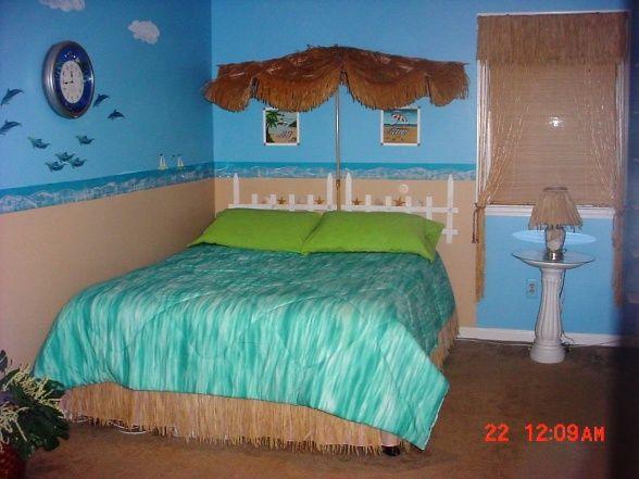 Kids Love Themed Bedroom Sets: Ocean Bedding Kids Beach Bedroom Surf Swim Boy Room Kids